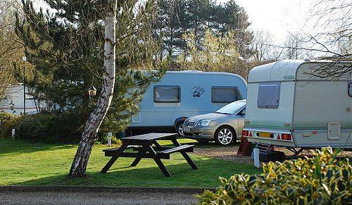 Camping des Mielles