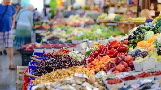 marchés à Dinard
